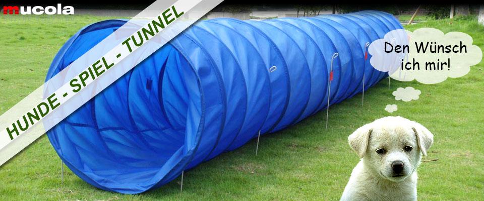 nylon spieltunnel f r hunde agility tunnel 500x60cm wow ebay. Black Bedroom Furniture Sets. Home Design Ideas