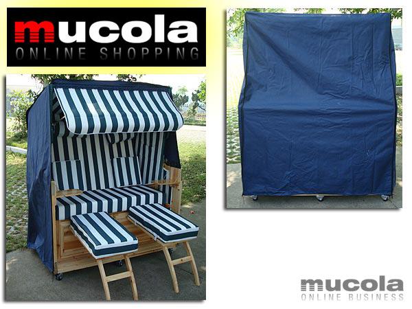 xxxl schutzh lle schutzhaube f r strandkorb h lle plane ebay. Black Bedroom Furniture Sets. Home Design Ideas