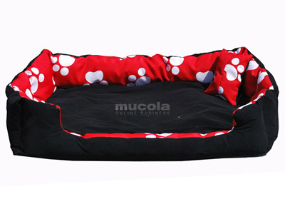 xxl hundebett tierbett hundesofa sofa kissen hundekorb ebay. Black Bedroom Furniture Sets. Home Design Ideas