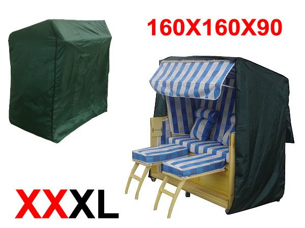 xxl schutzh lle schutzhaube f r strandkorb h lle plane ebay. Black Bedroom Furniture Sets. Home Design Ideas
