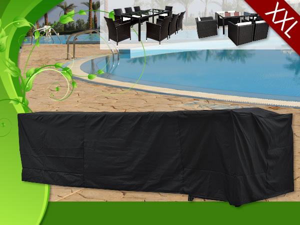 garten gartenm bel abdeckplane gartenbank wetterschutz abdeckhaube schutzh lle 1 ebay. Black Bedroom Furniture Sets. Home Design Ideas
