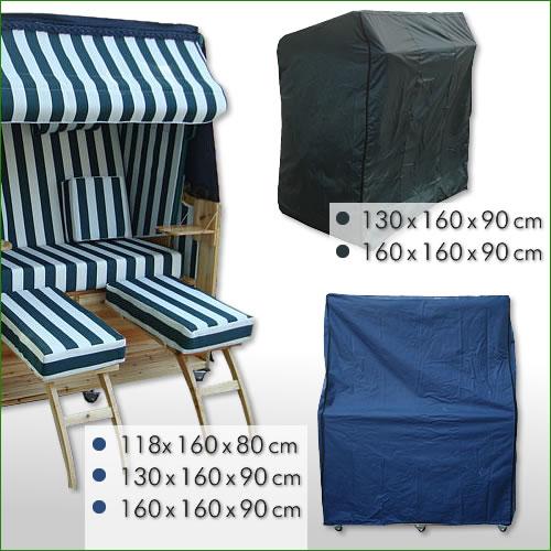 xl xxl xxxl garten strandkorb wetterschutz abdeckhaube. Black Bedroom Furniture Sets. Home Design Ideas