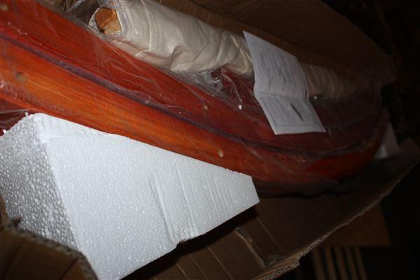b ware xxl h ngematte holz gestell 400x120 cm liege gartenliege sonnenliege ebay. Black Bedroom Furniture Sets. Home Design Ideas