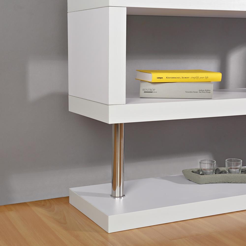 computertisch winkel schreibtisch sekret r regal wei b ro tisch eckschreibtisch. Black Bedroom Furniture Sets. Home Design Ideas