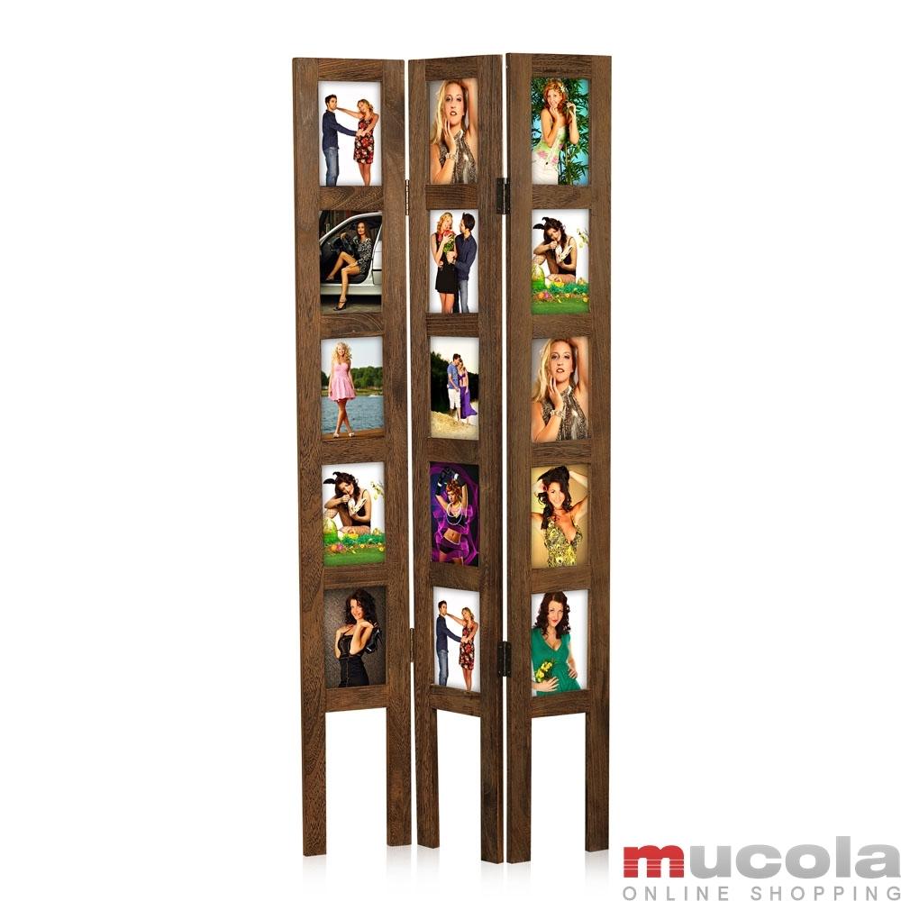 10x15 bildergalerie fotorahmen holz collage bilderrahmen raumteiler kleiderhaken. Black Bedroom Furniture Sets. Home Design Ideas