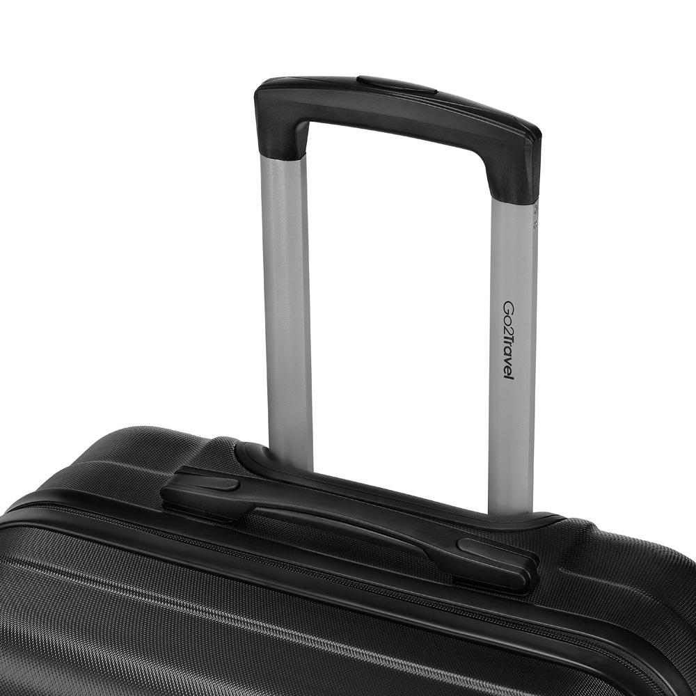 Go2Travel Reisekoffer Hartschalenkoffer Reisetasche Trolley Bordgepäck 😎 8