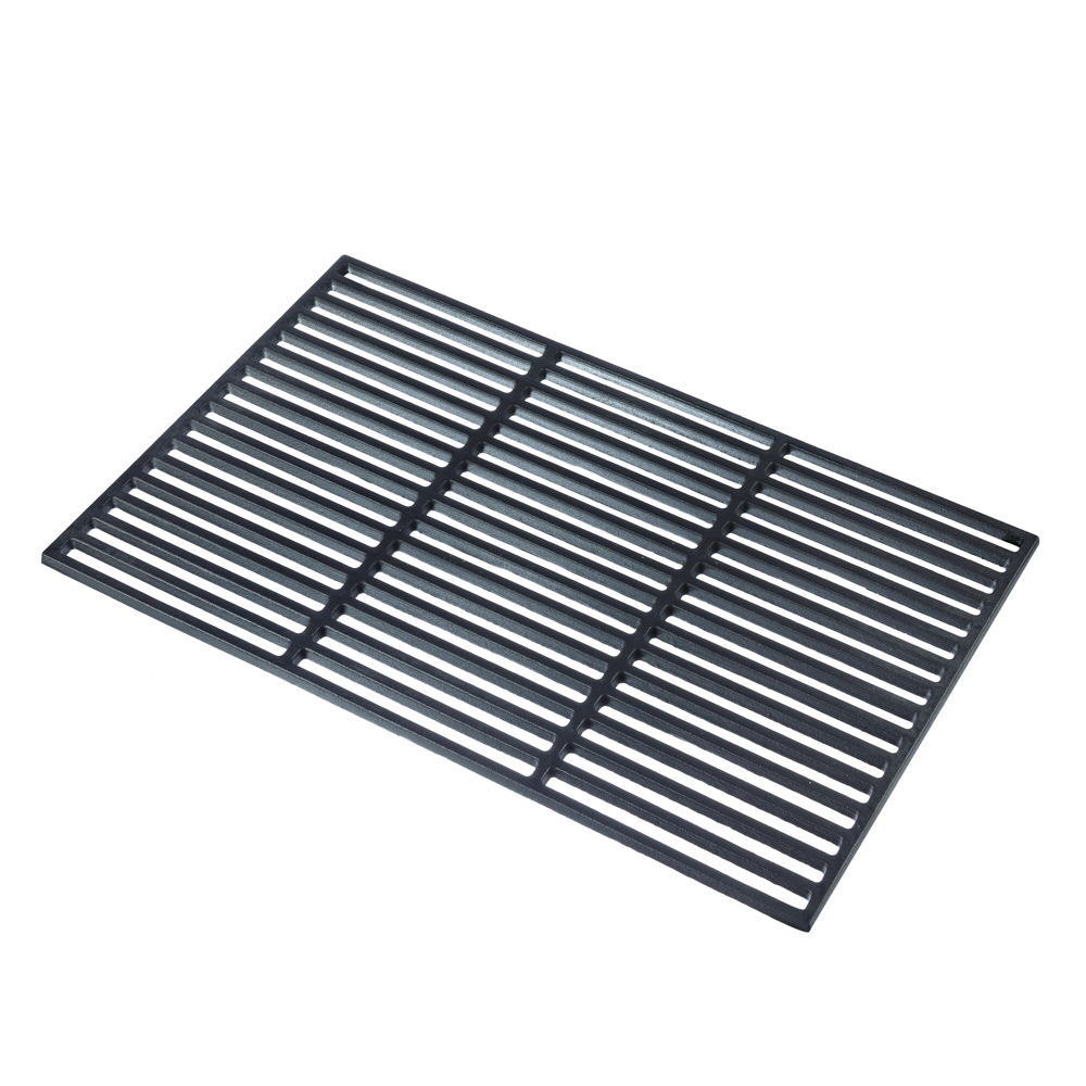 bbq grillrost aus gu eisen grillgitter eckig gussrost grillaufsatz grill ebay. Black Bedroom Furniture Sets. Home Design Ideas