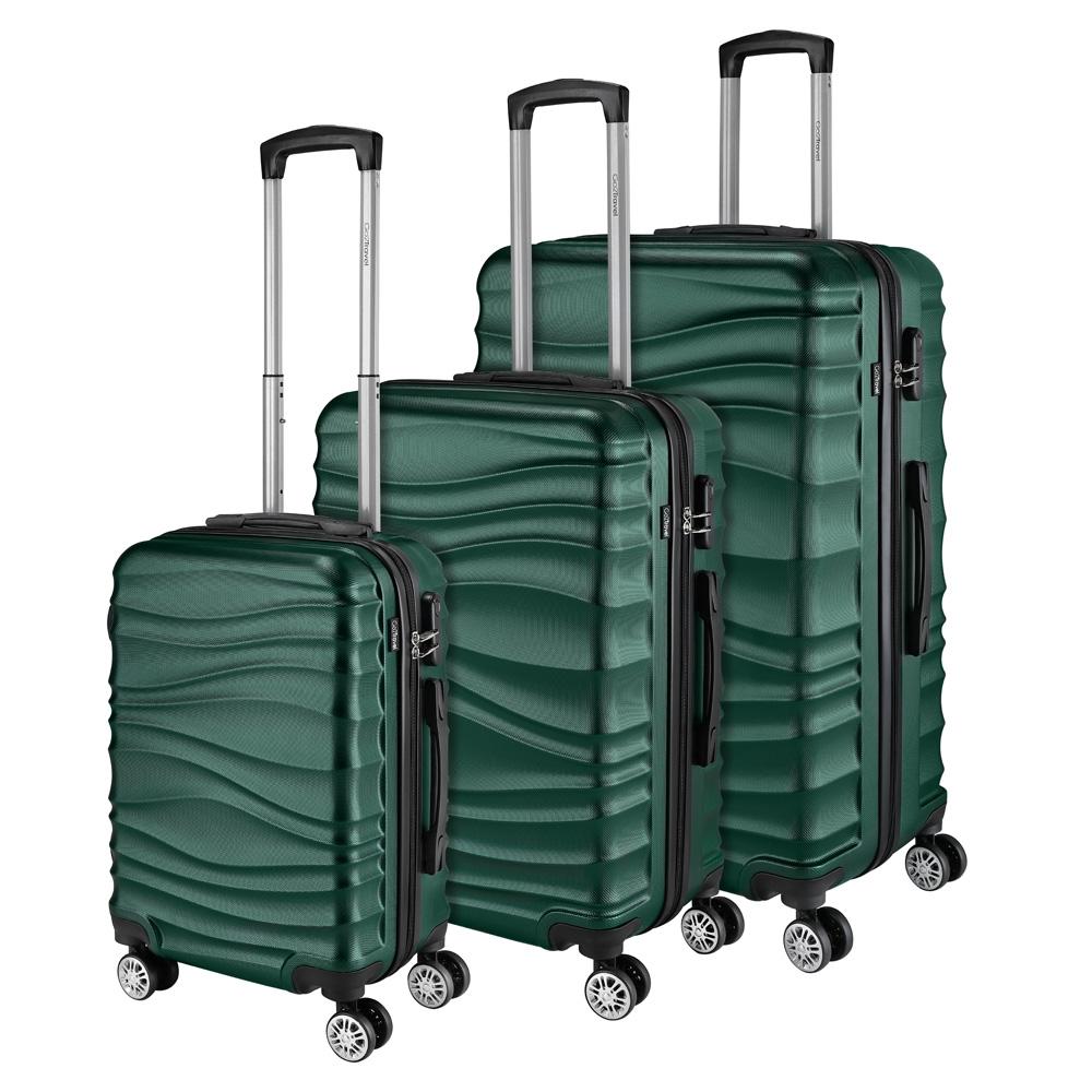 Go2Travel Reisekoffer Hartschalenkoffer Reisetasche Trolley Bordgepäck 😎 6