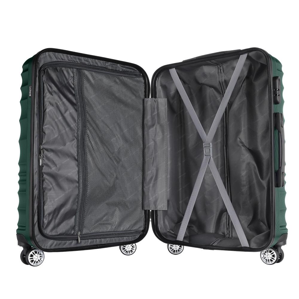 Go2Travel Reisekoffer Hartschalenkoffer Reisetasche Trolley Bordgepäck 😎 12