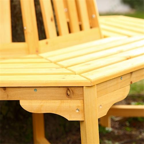 gartenbank holz sitzbank gartentruhe eckbank holzbank baumbank sitzgruppe neu ebay. Black Bedroom Furniture Sets. Home Design Ideas