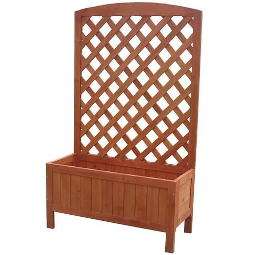 blumenkasten aus holz pflanzkasten gartenbank 2 in 1. Black Bedroom Furniture Sets. Home Design Ideas