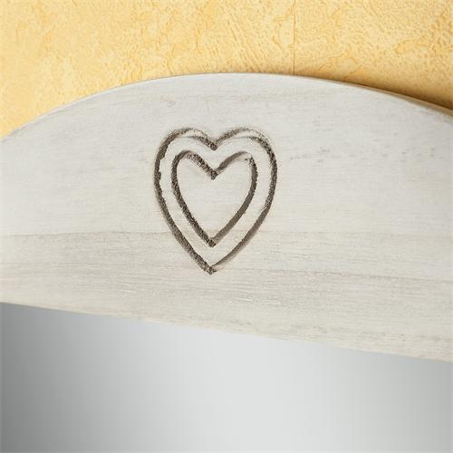 schminktisch inkl hocker und spiegel frisierkommode in. Black Bedroom Furniture Sets. Home Design Ideas