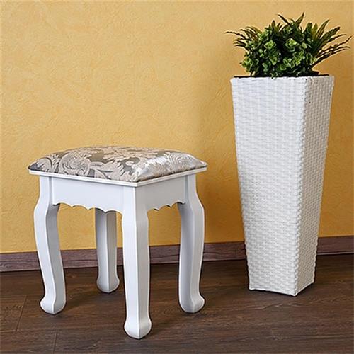 schminktisch frisiertisch kosmetiktisch sekret r schreibtisch hocker spiegel f ebay. Black Bedroom Furniture Sets. Home Design Ideas