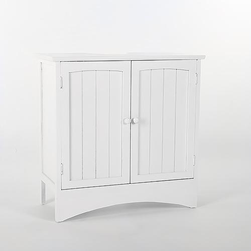 Mobile sottolavabo copricolonna mdf legno mobile da bagno bianco ebay - Mobile sottolavabo copricolonna ...