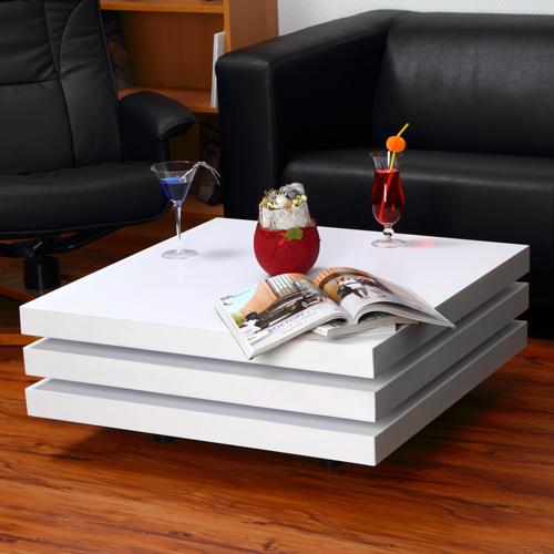 couchtisch beistelltisch wohnzimmertisch tisch designertisch wei eckig ebay. Black Bedroom Furniture Sets. Home Design Ideas
