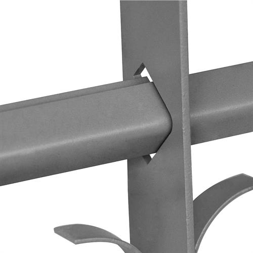 stahl fenster einbruchschutz gitter sicherheitsgitter passgitter fenstergitter v. Black Bedroom Furniture Sets. Home Design Ideas
