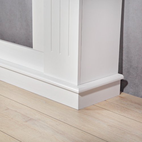 deko kamin attrappe kaminkonsole kaminumbau kaminsims kaminumrandung kamin ebay. Black Bedroom Furniture Sets. Home Design Ideas