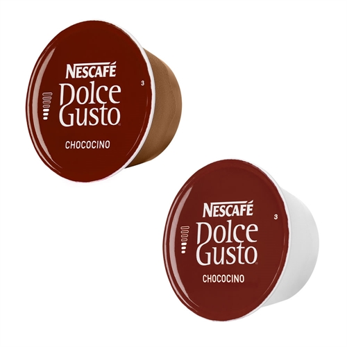 nescaf dolce gusto kapseln espresso grande latte macchiato chococino ebay. Black Bedroom Furniture Sets. Home Design Ideas