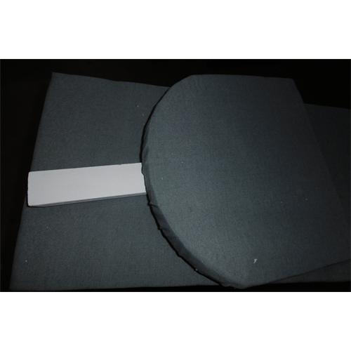 B ware 170cm hochglanz garderobenpaneel schwarz haken for Garderobenpaneel schwarz hochglanz