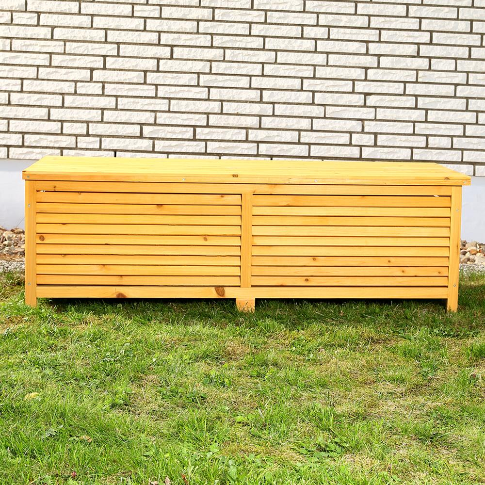 Auflagenboxen  Auflagenbox Kissenbox Gartenbox Gartentruhe Truhe Holztruhe