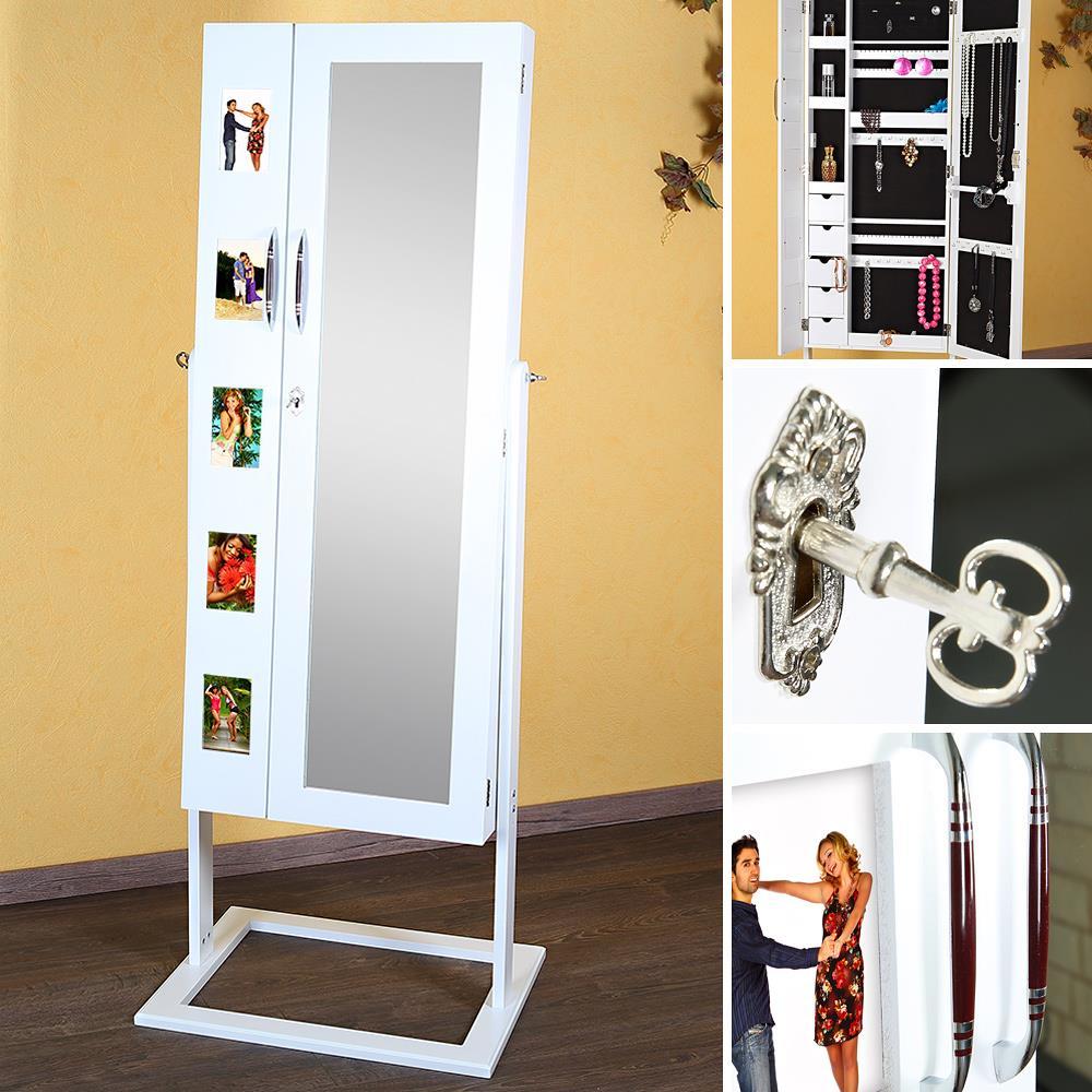 Clevere Lösung - Der Schmuckschrank mit Spiegel