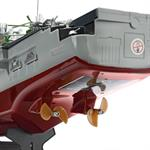 RC Destroyer Warship Battleship Aircraft Carrier Ship Remote Control Scale Model Pic:3