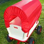 XXL Hand Cart Transport Trolley Wagon Plus Seat Area Pic:1