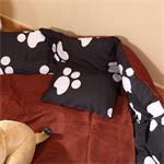 3-Piece XXL Dog/Cat Animal Pet Sofa Cushion Basket Bed+Filling Pic:1