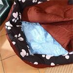 3-Piece XXL Dog/Cat Animal Pet Sofa Cushion Basket Bed+Filling Pic:2