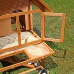 XL - 2 Stories - Small Animal Cage Rabbit Hutch Pic:4