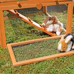 XL - 2 Stories - Small Animal Cage Rabbit Hutch Pic:5