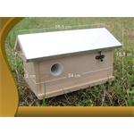 Bumblebee House Nest Box Bee Home Insects Hotel XXL Pic:3