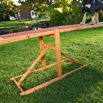 Dogs Agility Seesaw Training Device Equipment Rocker Dog Sport 3m Pic:4