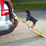 Pet Dog Ramp Step Stairs Car Auto Folding Telescopic Animals Assisted Entry