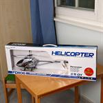 50 cm Gyro LED Helicopter RC Chopper 360 Degree + High Power Mode Heli Remotely