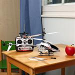 50 cm Gyro LED Helicopter RC Chopper 360 Degree + High Power Mode Heli Remotely Pic:1