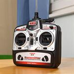 50 cm Gyro LED Helicopter RC Chopper 360 Degree + High Power Mode Heli Remotely Pic:4