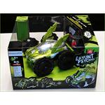 RC Amphibia Vehicle Car Boat Road/Water Remote Control Play Toy Green Pic:4
