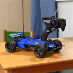 RC Buggy - Auto - Offroad Car in Blau Pic:1