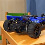 RC Buggy - Auto - Offroad Car in Blau Pic:3