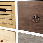 Anrichte Sideboard 6 Schubfächer Patchwork Design Pic:3