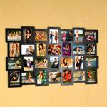 28 Photos Picture Frames Gallery Photo Frame Wooden Collage Black 10x15 Wall