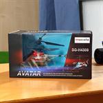 4 Kanal RC Avatar Hubschrauber / Helikopter - Rot