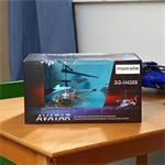 4 Kanal RC Avatar Hubschrauber / Helikopter - Blau