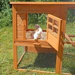 440cm Rabbit Cage Hutch Outdoor Pen Open-Air Enclosure Cage Rodent Stall Pic:2
