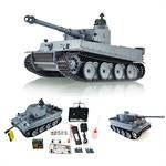 RC Panzer Heng Long 3818-1 GERMAN TIGER 1:16 27mhz