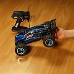 Allrad Truggy 20kmH ferngesteuert 4WD - Blau - RC