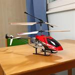 50 cm Gyro LED Helicopter RC Chopper 360 Degree + High Power Red Heli Remotely Pic:2