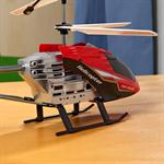 50 cm Gyro LED Helicopter RC Chopper 360 Degree + High Power Red Heli Remotely Pic:3