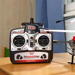 50 cm Gyro LED Helicopter RC Chopper 360 Degree + High Power Red Heli Remotely Pic:4
